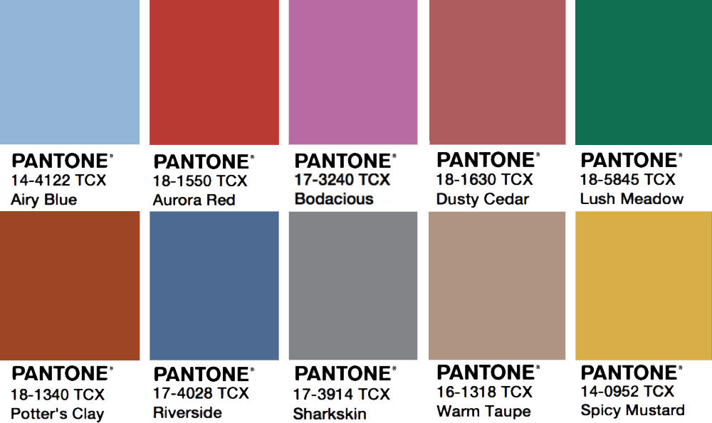 """""""Pantone"""